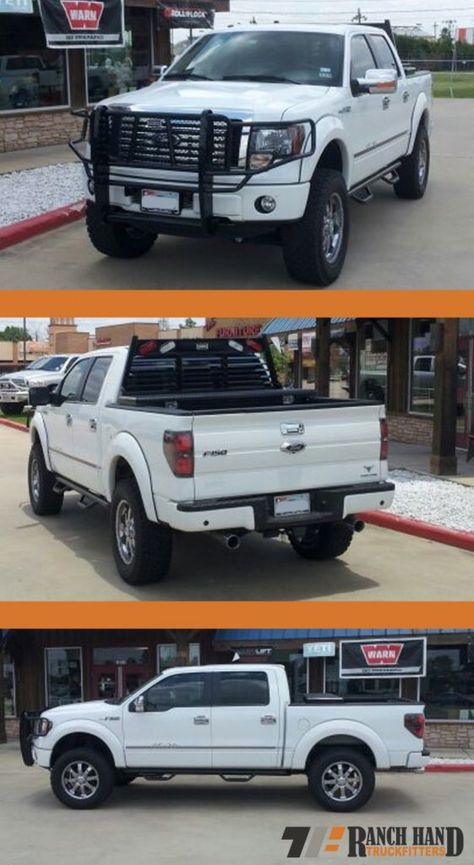 Ranch Hand Truckfitters Truck Accessories Cool Trucks F150 Ford Trucks
