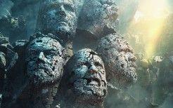 Wallpapers Hd Meshuggah Stone Heads Fantasy Background Fantasy Image 360