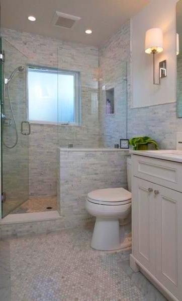 Small Bathroom Ideas In 2020 Tiny House Shower Small Bathroom