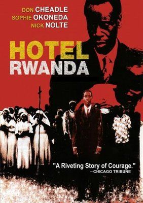 Hotel Rwanda Poster Id 658132 Hotel Rwanda World Movies Biography Movie