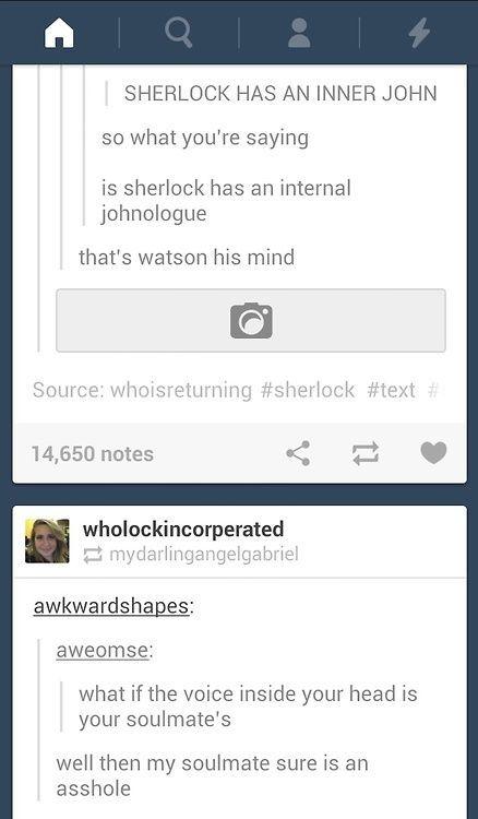 asshole thy name is watson
