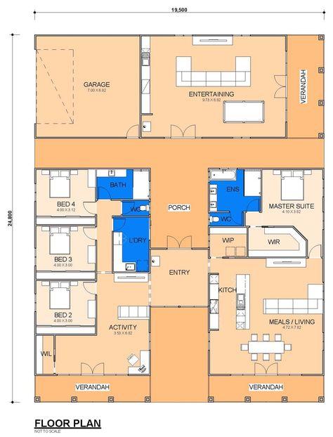 Australian Kit Home -Cheap Kit Homes- HOUSE PLANS For Sale with - copy blueprint homes wa australia