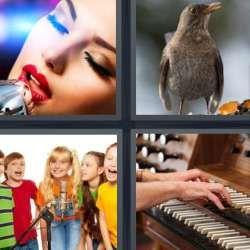 4 Images 1 Mot 5 Lettres