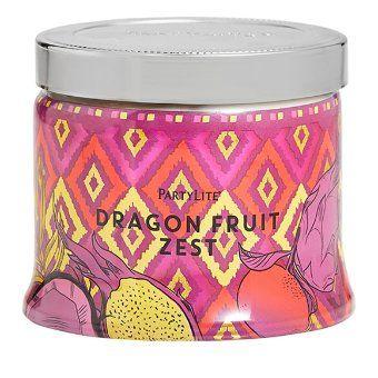 Product Image Of Dragon Fruit Zest 3 Wick Jar Candle In 2020 Dragon Fruit Fruit Zest Candle Jars