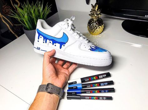 67 Best Posca sneakers images in 2020 | Sneakers, Custom