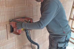 Elektroinstallation Wand Schlitzen Wie Tief Darfs Denn Sein Die Hohe V Elektroinstallation Haus Elektroinstallation Selber Machen