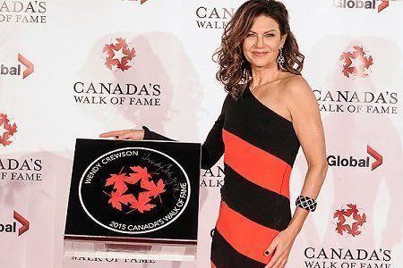سيرة ويندي كروسون In 2021 Fashion Walk Of Fame One Shoulder Dress