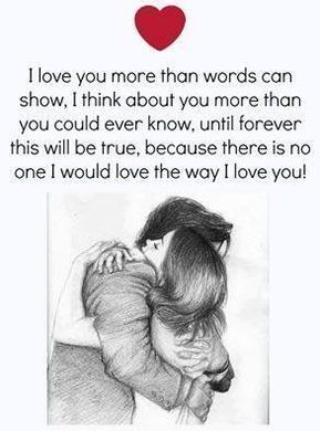 I Love You More Than Anything In My Life Images Love Husband Quotes Heart Touching Love Quotes Love Quotes For Her