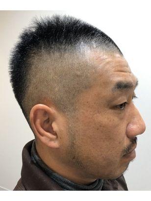 2020年夏 メンズ ボウズの髪型 ヘアアレンジ 人気順 81ページ目 ホットペッパービューティー ヘアスタイル ヘアカタログ ボウズ 薄毛ヘアスタイル 男のヘアスタイル