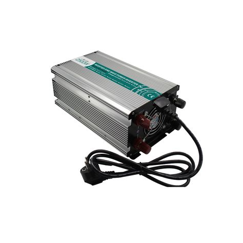 M2500 241g C Dc Ac Modified Sine Wave Static Iverter Soiar Power Iverter 2500w 24v 120v Power Star Iverter Charg Solar Power Inverter Wave Electronics