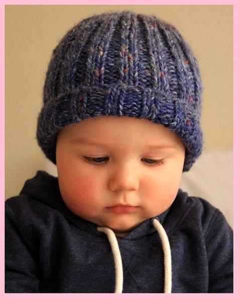 Wonderbaarlijk Der Neuen Baby Stricken in 2020   Beanie patroon, Gebreide mutsen OG-28