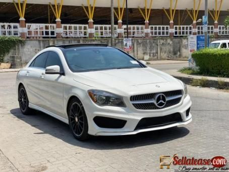 Tokunbo 2015 Mercedes Benz CLA 250 in AMG kit for sale | Sell At Ease Online Marketplace| Sell to Real People