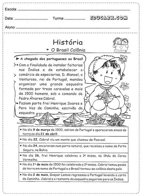 Pin Em Historia