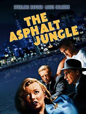 映画 アスファルト・ジャングル The Asphalt Jungle (1950) | That's ...