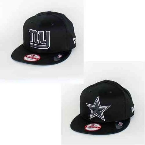 Dallas Cowboys New Era 59Fifty BASIC Cap NFL schwarz black