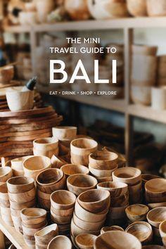 Bali travel guide | Indonesia | Eat | Locavore | Old Mans | Drink | Akademi bar | Katamama Hotel | Shop | Kimsoo | Explore | Rice paddies | Travel | Explore | Wander | Wanderlust |
