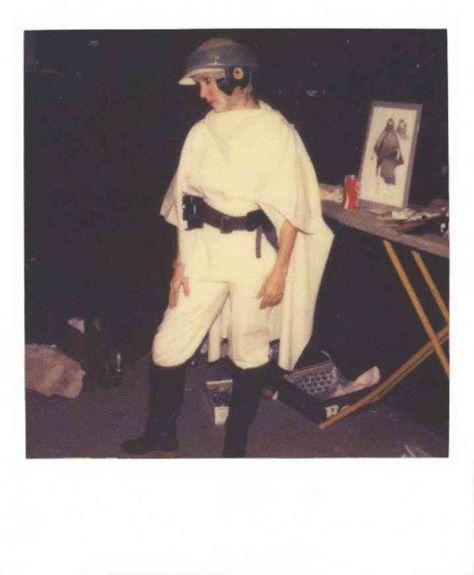 1983 Continuity Polaroids
