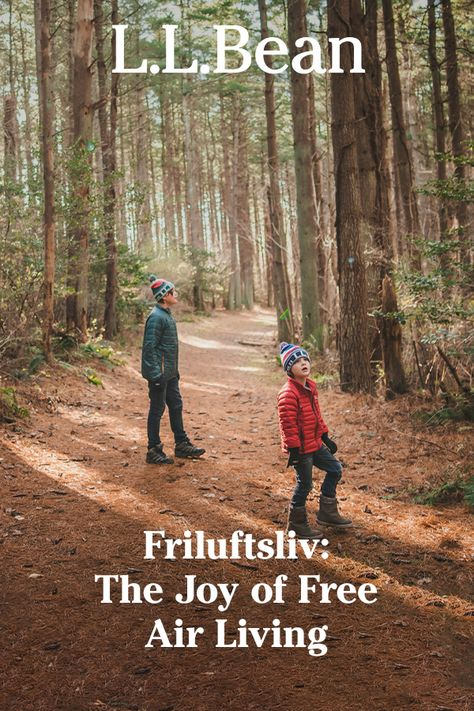 """Around the world, people celebrate and enjoy time outdoors in many different ways. Here's a primer on the Norwegian practice of Friluftsliv, or """"Free Air Life"""" – and how it can help you make the most of your time outside. Learn More"""