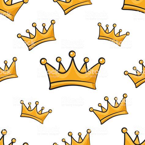 Corona Dibujo Sin Fondo