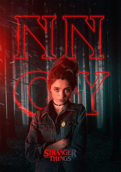 Rigved Sathe Stranger Things Posters (5)