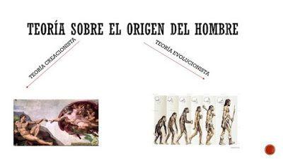 Escenas De La Ciencia Creacion O Evolucion Evolucion Biologica Evolucion La Creacion