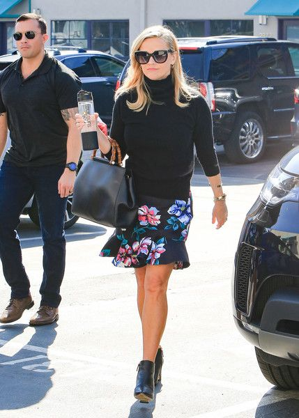 Reese Witherspoon is seen out in Los Angeles.