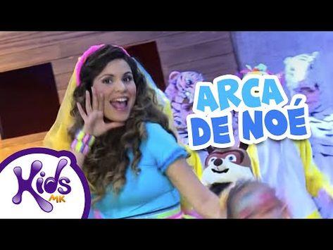 Arca De Noe Aline Barros Cia 3 Oficial Youtube
