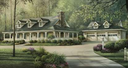 House Plan 2559 00076 Country Plan 1 873 Square Feet 3 Bedrooms 2 Bathrooms In 2021 Ranch House Plans Country House Plans House Plans