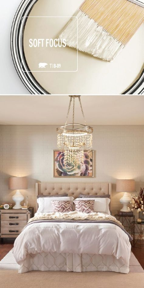 BEHR Paint ~ Soft Focus | Home decor, Home, Interior