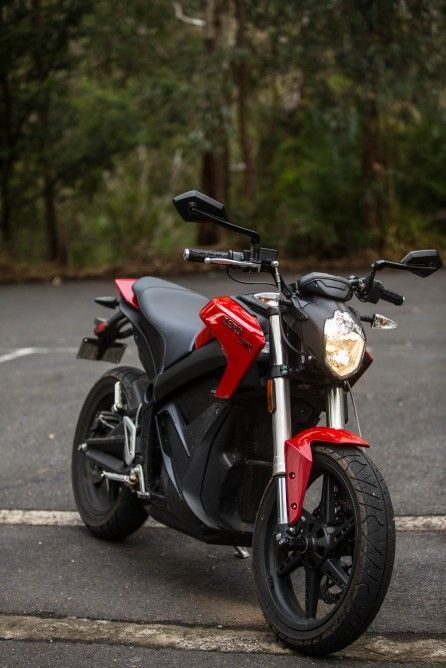 The 2014 Zero Sr Electric Bike Electric Motorcycle Electric