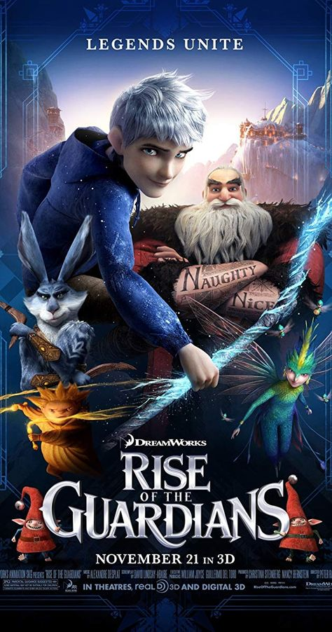 Rise of the Guardians (2012) - IMDb