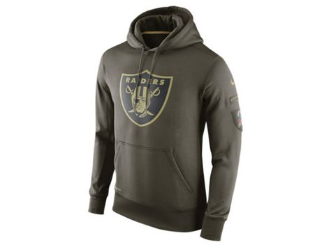 innovative design 8c8f5 6c992 Nike New England Patriots 2016 NFL Salute to Service Hoodie ...