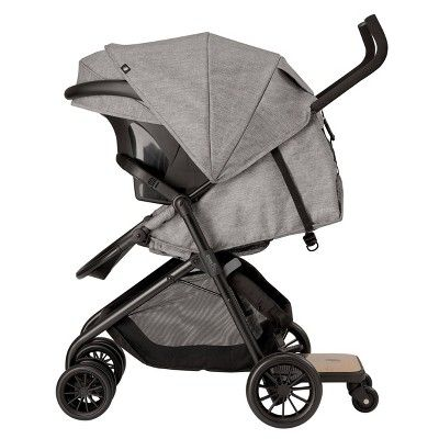 Evenflo Sibby Travel System Mineral Gray Baby Strollers