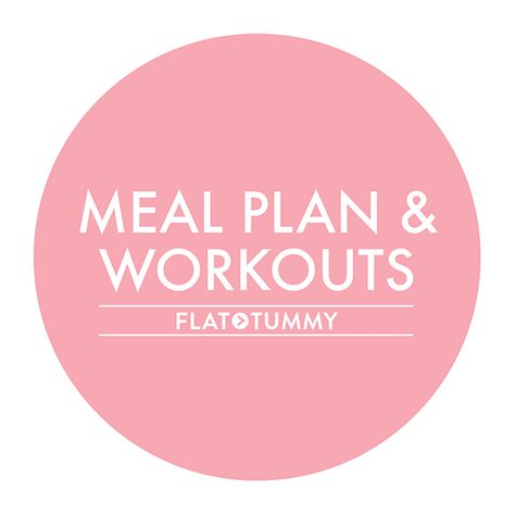7 Day Challenge: Meal Plan & Workouts