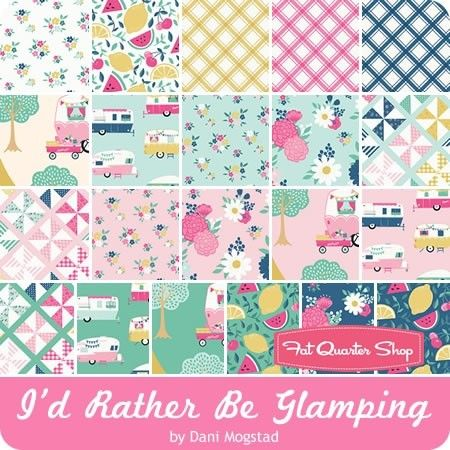 I D Rather Be Glamping 5 Stacker Dani Mogstad For Riley Blake