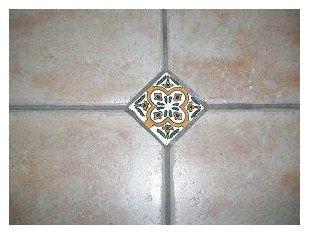 Avente Tile Project Decorative Spanish Ceramic Tile Inserts Flooringmakeover Floor Floormakeover See More Ceramic Tiles Hand Painted Tiles Ceramic Floor