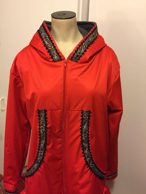 Lutratocro Men Hooded Cardigans Vogue Pockets Midi-Length Sweatshirts Jacket