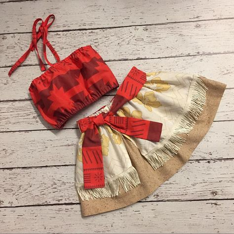 2-piece set. Skirt and top and flower to match for the hair Size Chart 12months- chest 19-20 - Waist 18 18 months - chest 20 - Waist 19.5 2T chest 21 - waist 21 3T chest 22 - Waist 22 4T/5T chest 23-24 - Waist 23-24 Material:cotton Care Instructions: TURN INSIDE OUT MACHINE WASH
