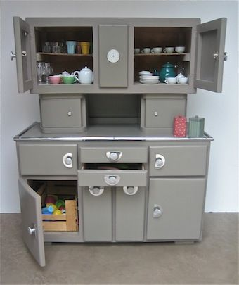 20 best kredenc images on Pinterest | Painted furniture, Cupboard ...