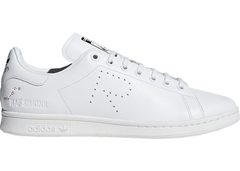 info for 5cbb5 0eb9d adidas Stan Smith Raf Simons Core White
