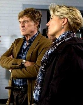 A Walk In The Woods With Emma Thompson Robert Redford Movies Robert Redford Emma Thompson