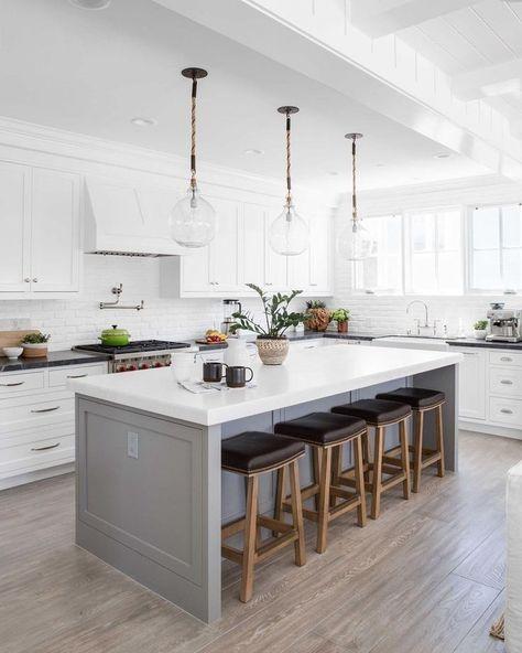 22 Kitchen Island Ideas - I Do Myself