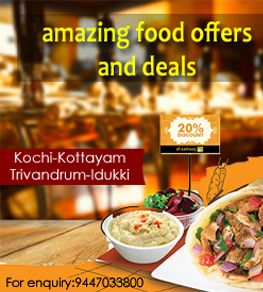 food deals in kochi