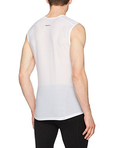Craft Mens Pro Cool Sleeveless T-Shirt