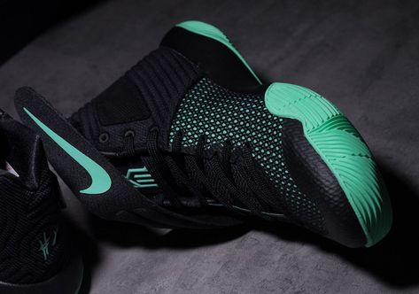 buy popular 1297a 7fb89 Kyrie 2 Green Glow Release Date   SneakerNews.com