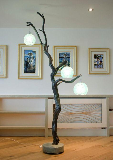 Lampen Ideen Mit Unbestreitbaren Naturlichen Akzent Zu Hause