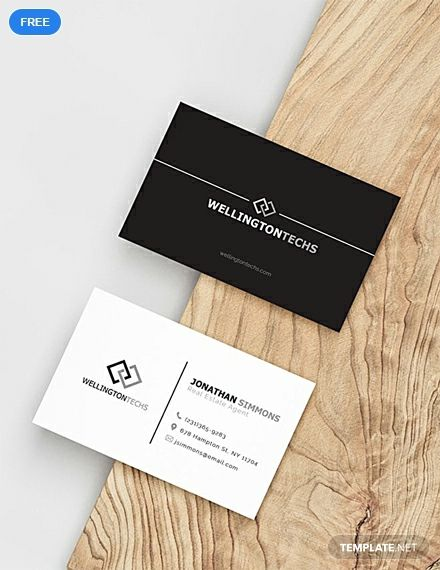 Free Blank Business Card Template Word Doc Psd Apple Mac Pages Illustrator Publisher Business Card Template Photoshop Business Card Template Word Business Card Template Psd
