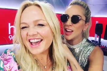 "Pop Emergency: Lady Gaga Sang Spice Girls' ""2 Become 1"" With Baby Spice"