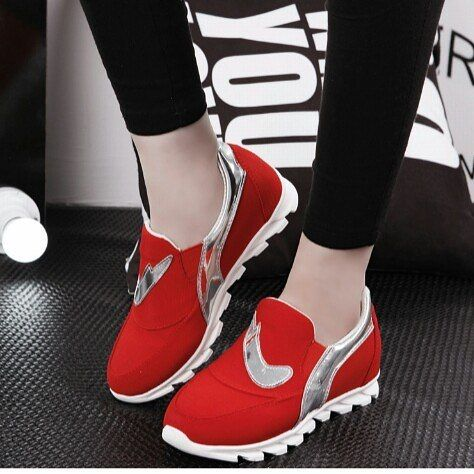 Sepatu Wanita Yezzy Pink Sepatu Wanita Sepatu Flat Shoes