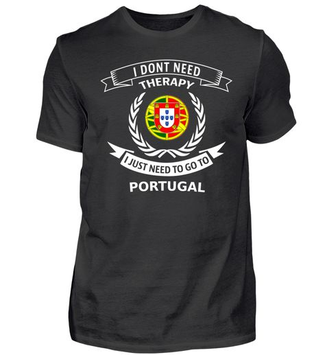 Exclusiv Portugal Therapy T-Shirt